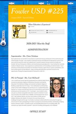 Fowler USD #225