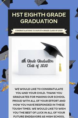 HST Eighth Grade Graduation