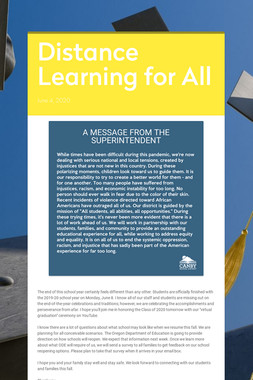 Distance Learning for All