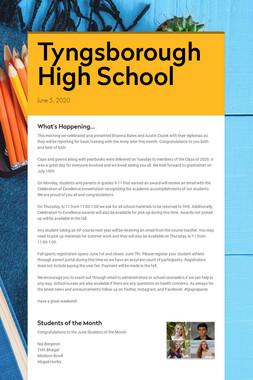 Tyngsborough High School
