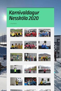 Karnivaldagur Nesskóla 2020