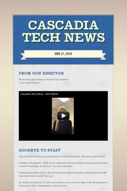 Cascadia Tech News