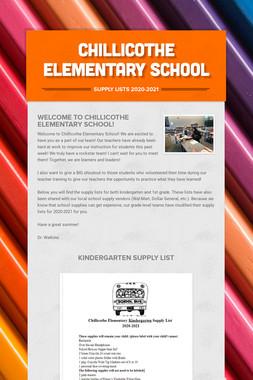 Chillicothe Elementary School