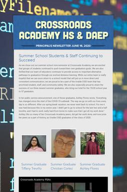 Crossroads Academy HS & DAEP