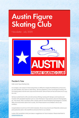 Austin Figure Skating Club