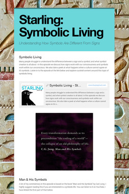 Starling: Symbolic Living