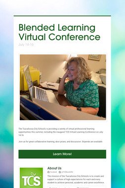 Blended Learning Virtual Conference