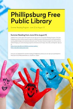 Phillipsburg  Free Public Library