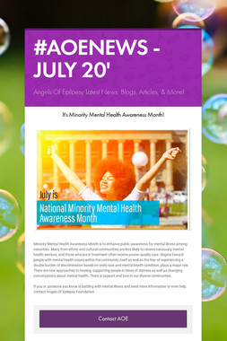 #AOENEWS - JULY 20'