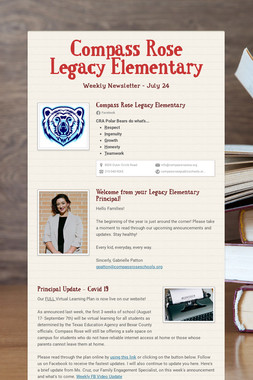 Compass Rose Legacy Elementary
