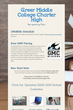 Greer Middle College Charter High