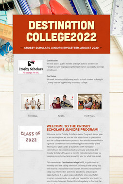 Destination College2022