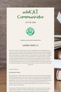 wildCAT Communicator