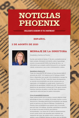 Noticias Phoenix