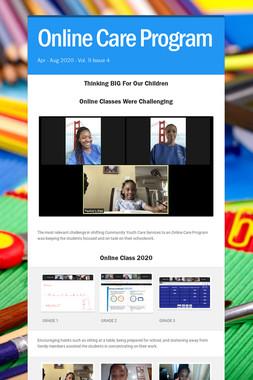 Online Care Program
