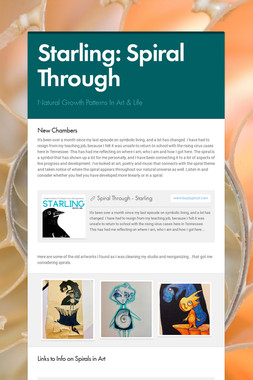 Starling: Spiral Through