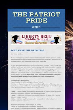 The Patriot Pride