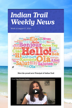 Indian Trail   Weekly News