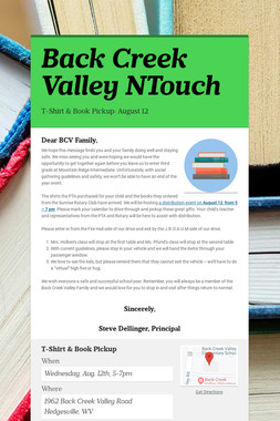Back Creek Valley NTouch