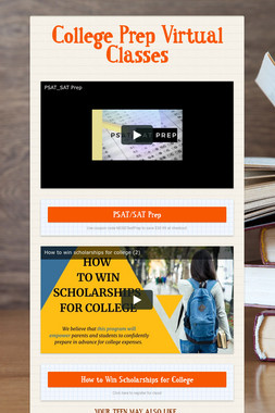 College Prep Virtual Classes