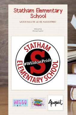 Statham Elementary School