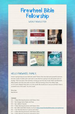 Firewheel Bible Fellowship