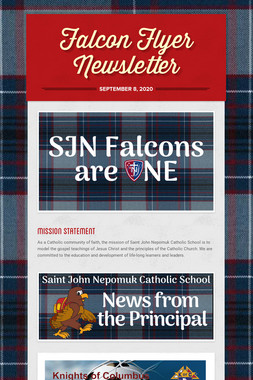 Falcon Flyer Newsletter