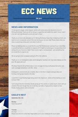ECC News