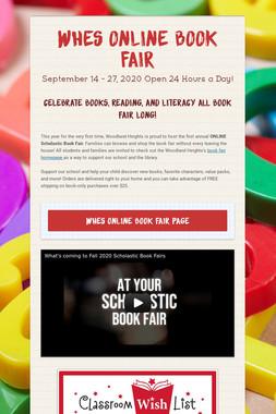 WHES Online Book Fair