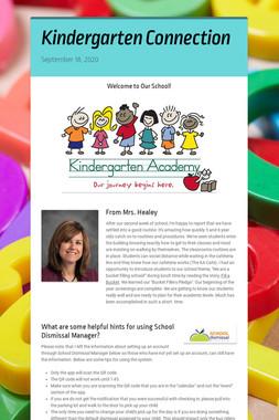 Kindergarten Connection