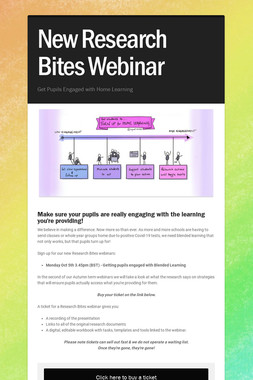 New Research Bites Webinars