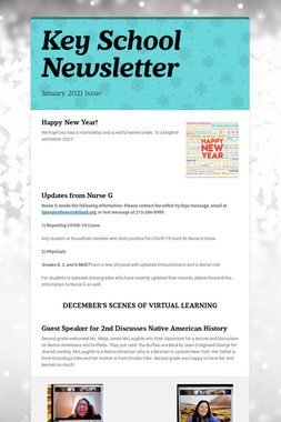 Key School Newsletter