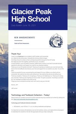 Glacier Peak High School