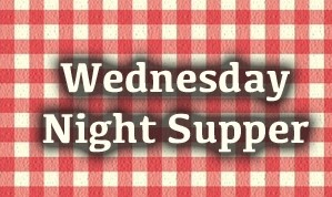 Image result for wednesday night supper