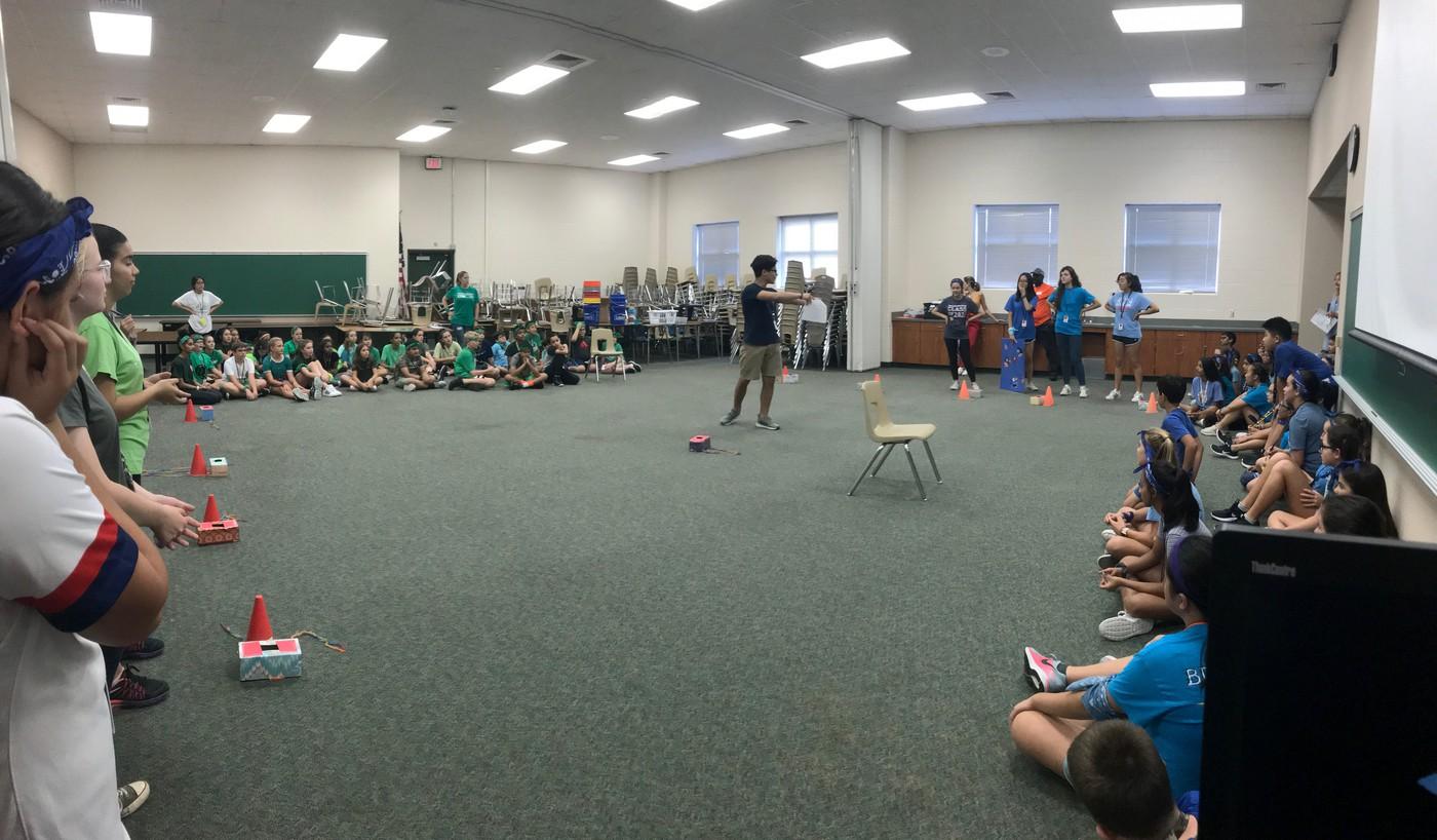 Seven Lakes HS Choir