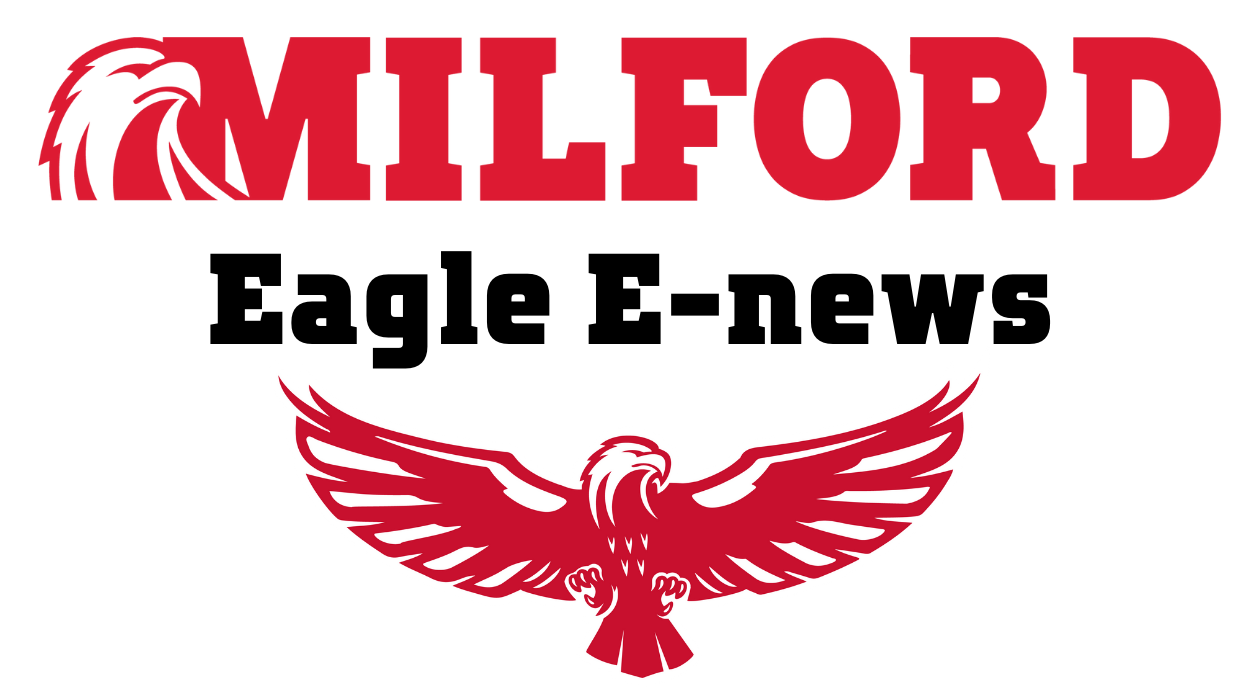Eagle E-News Monthly e-newsletter from Milford Exempted Village Schools