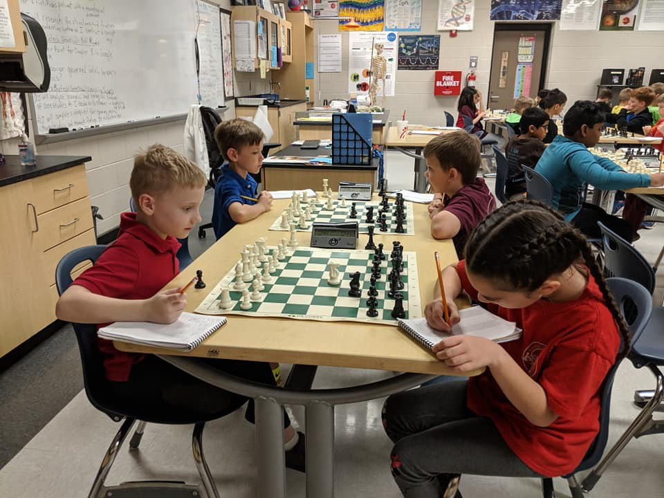 Rainbow Chess Team Newsletter | Smore Newsletters for Business