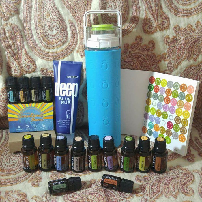 Doterra diamond club prizes for mega