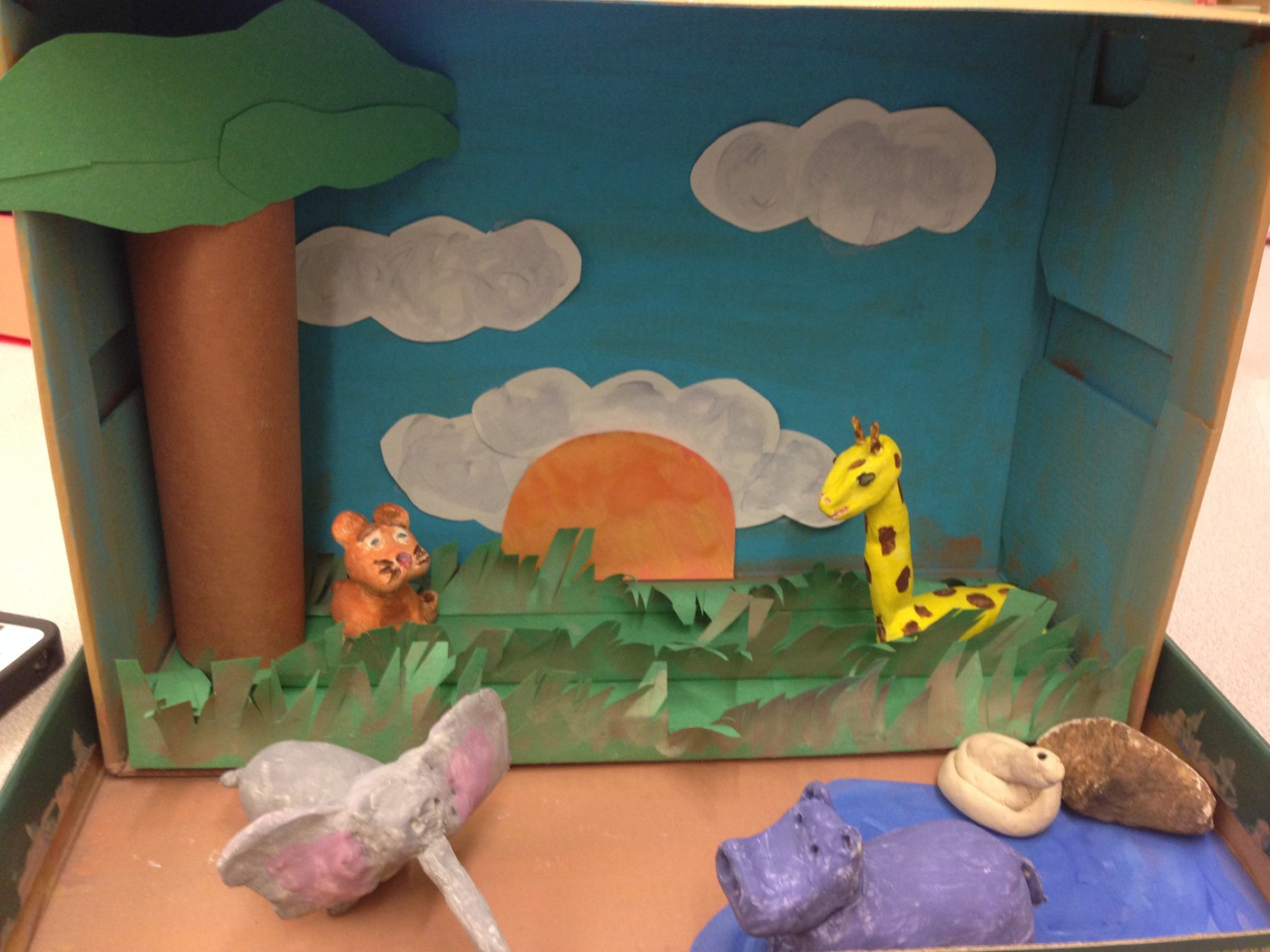 Biomes Diorama! | Smore Newsletters for Education