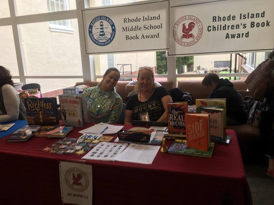 Rhode Island Children's Book Award - RI Office of Library