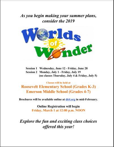 worlds of wonder ticket price 2019