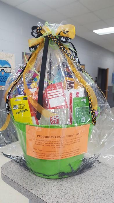 Halloween Spooky Basket.Spooky Halloween Raffle Basket Smore Newsletters For Education