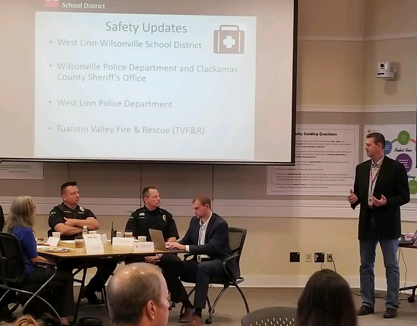 Quarterly Joint Safety Meeting | Smore Newsletters for Education