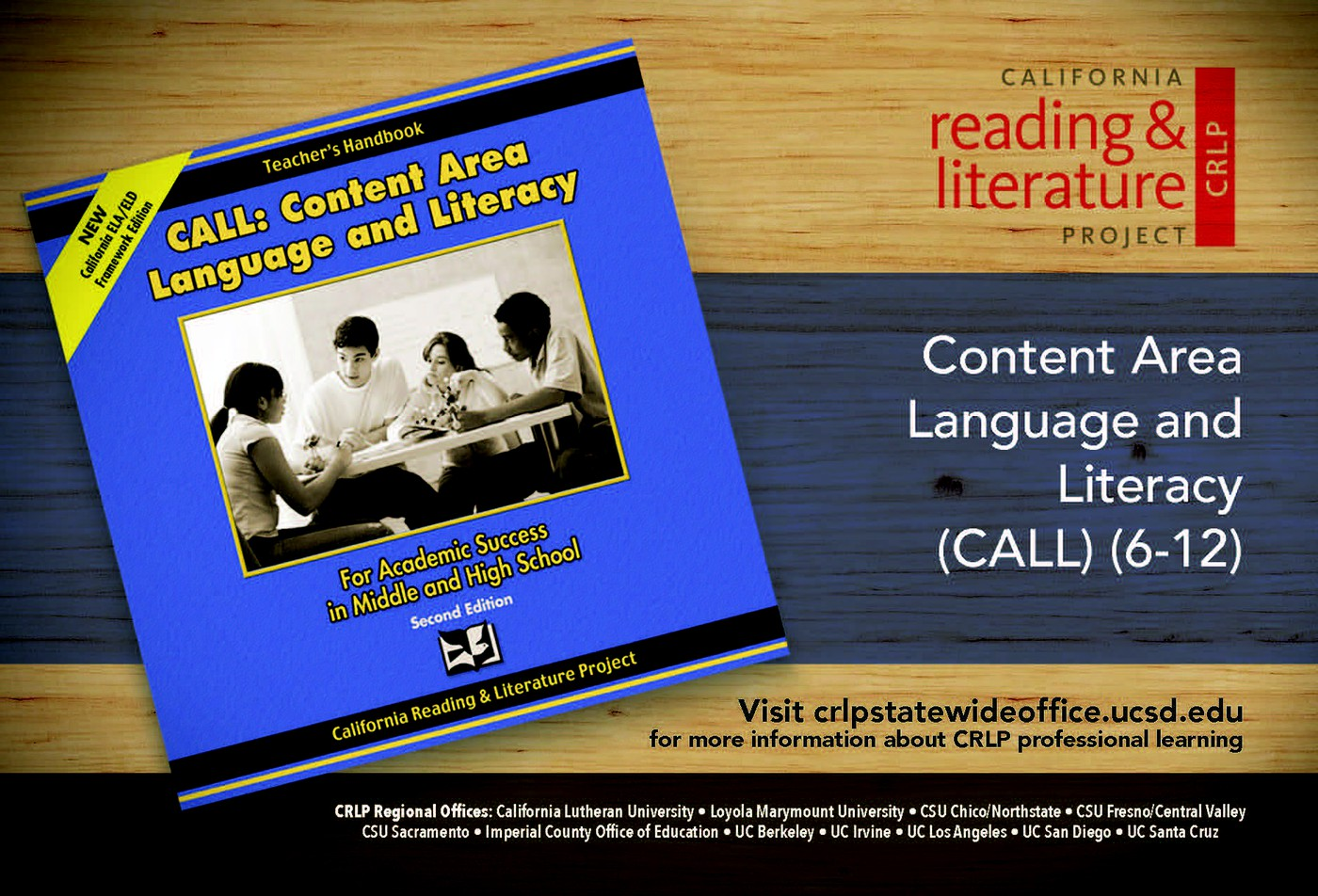 california reading literature project at fresno state
