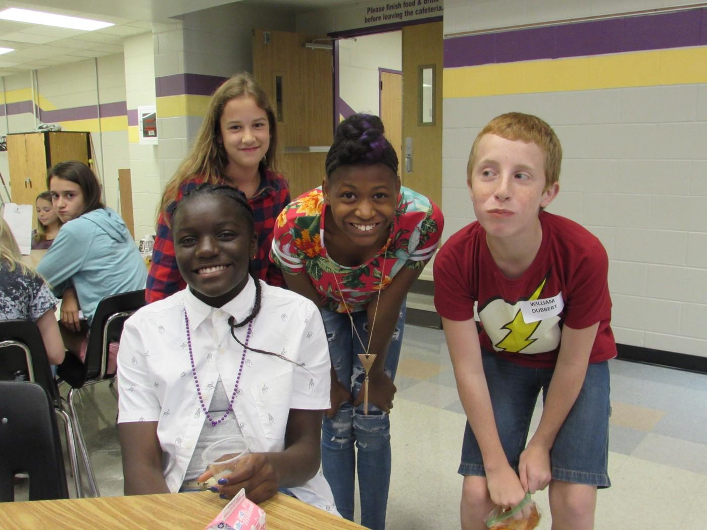 Belton Middle School / BMS Home