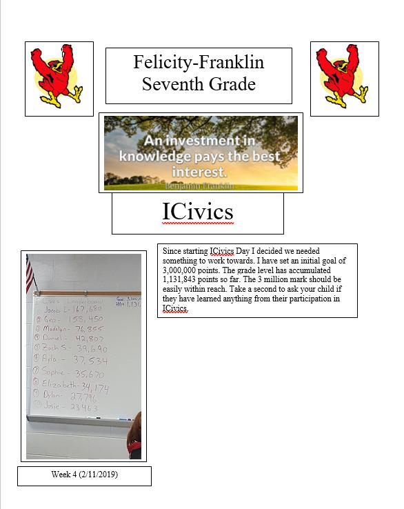 Cardinal Family Newsletter | Smore Newsletters for Education