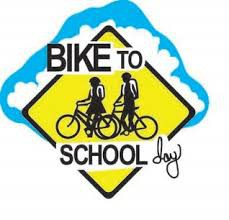 Image result for bike to school day 2019
