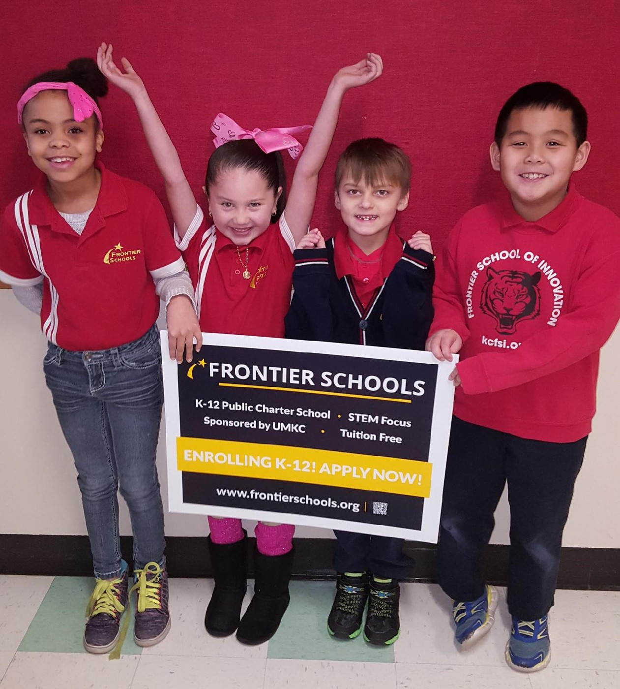 FRONTIER NEWS | Smore Newsletters for Education