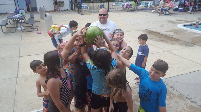 This week at the pool    | Smore Newsletters for Education