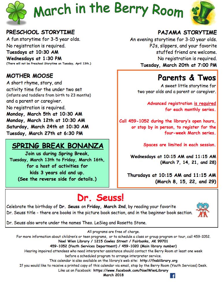 Smore Newsletters: Fairbanks Raven Homeschool